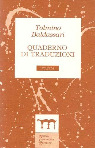 Baldassari - Quaderno di traduzioni